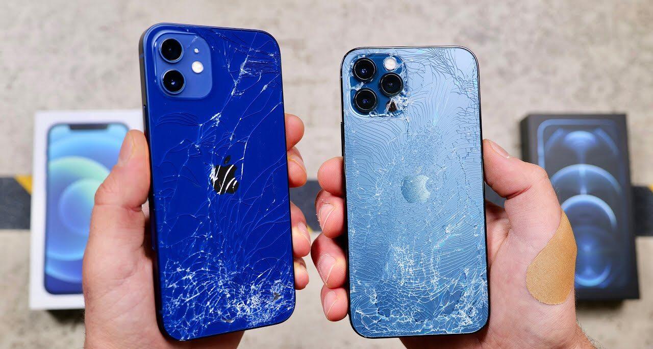 iPhone 12 ve iPhone 12 Pro Ne Kadar Dayanıklı?