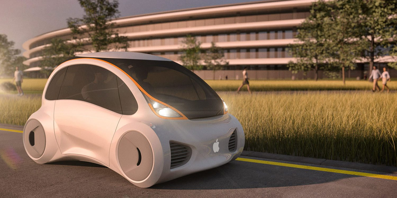 Apple Car konsept tasarımı